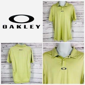 Oakley Mens Newlyn Polo Shirt